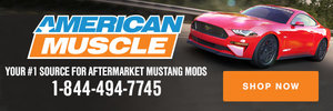 AmericanMuscle - Free Shipping on Mustang Parts