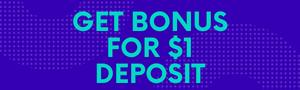 Casino Deps - $1 Bonus Offers