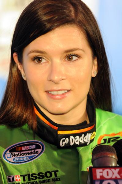 danica patrick go daddy. Danica Patrick#39;s 2011 NASCAR