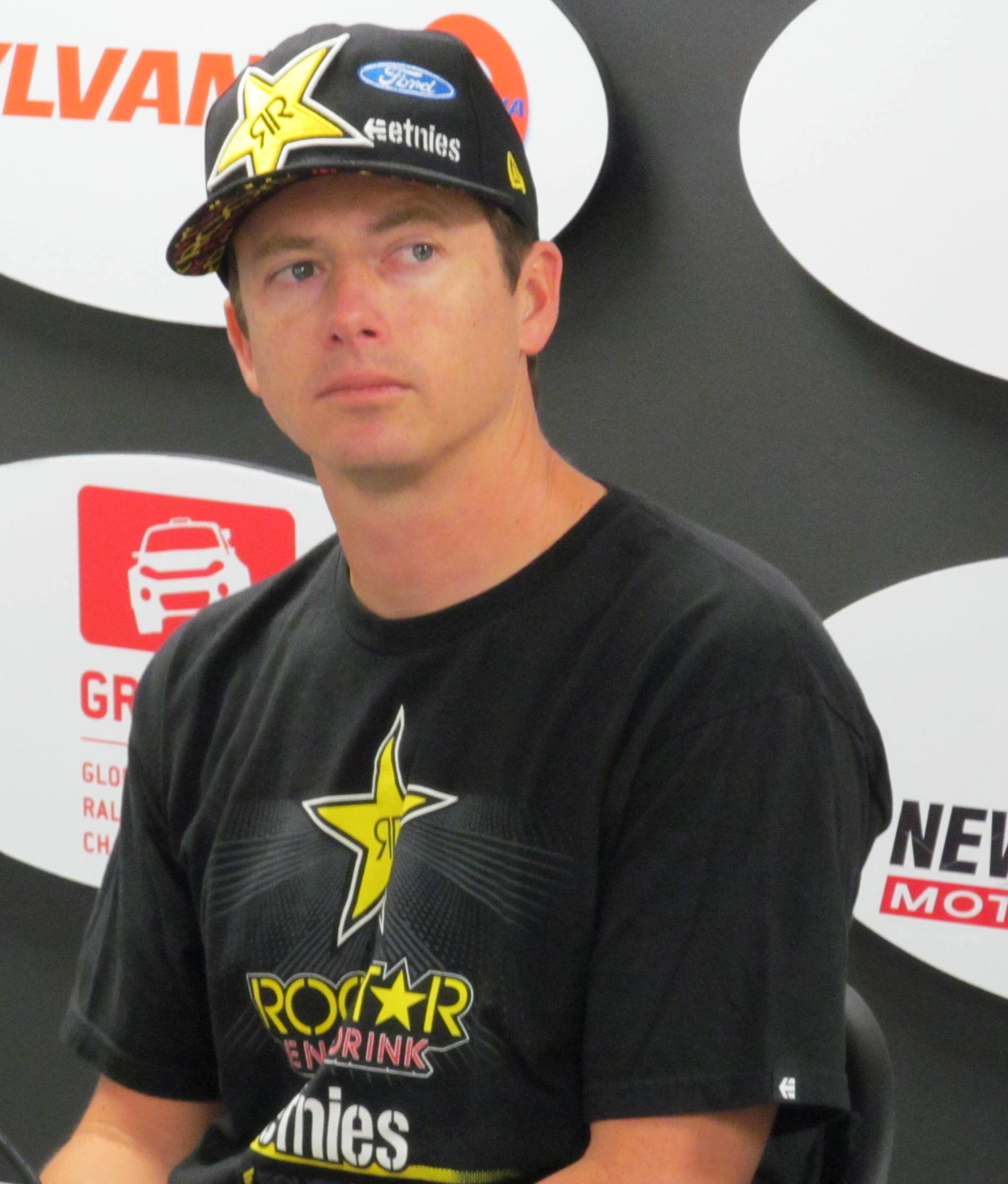 Tanner Foust, Global Rally Cross Racer, Happy With NASCAR