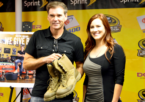 Ray Evernham First Wife