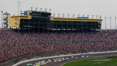 Photo by Geoff Burke/Getty Images for NASCAR