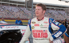 Dale Earnhardt Jr photo for story