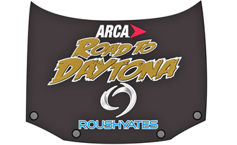 ARCA Road to Daytona Hood