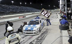 Jeffrey Earnhardt will be continuing his partnership with Uponor for 2013 which includes an appearance at the Uponor booth (C5907) at the International Builders' Show (IBS) in Las Vegas Jan. 22 and 23.  © 2013 Uponor, Inc.
