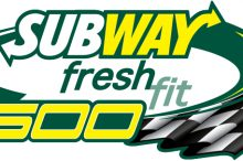 subway fresh fit 500