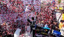 Jimmie Johnson Dover 2014 win
