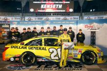 Photo Credit: Tom Pennington/NASCAR via Getty Images