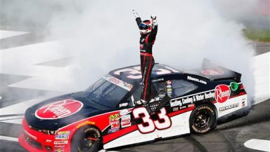 Photo Credit: Matt Sullivan/NASCAR via Getty Images