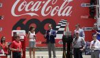 Coca-Cola and Speedway Motorsports, Inc. announced Sunday that their partnership will continue through at least 2020. (CMS/HHP photo)