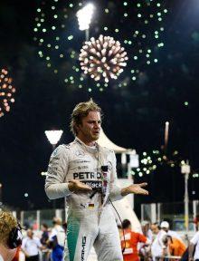Photo Credit:  Formula 1®