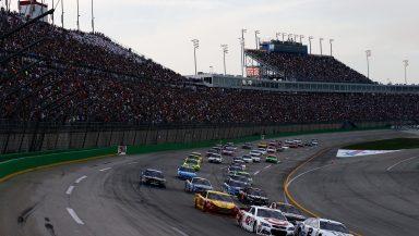 Photo: Sean Gardner/NASCAR via Getty Images