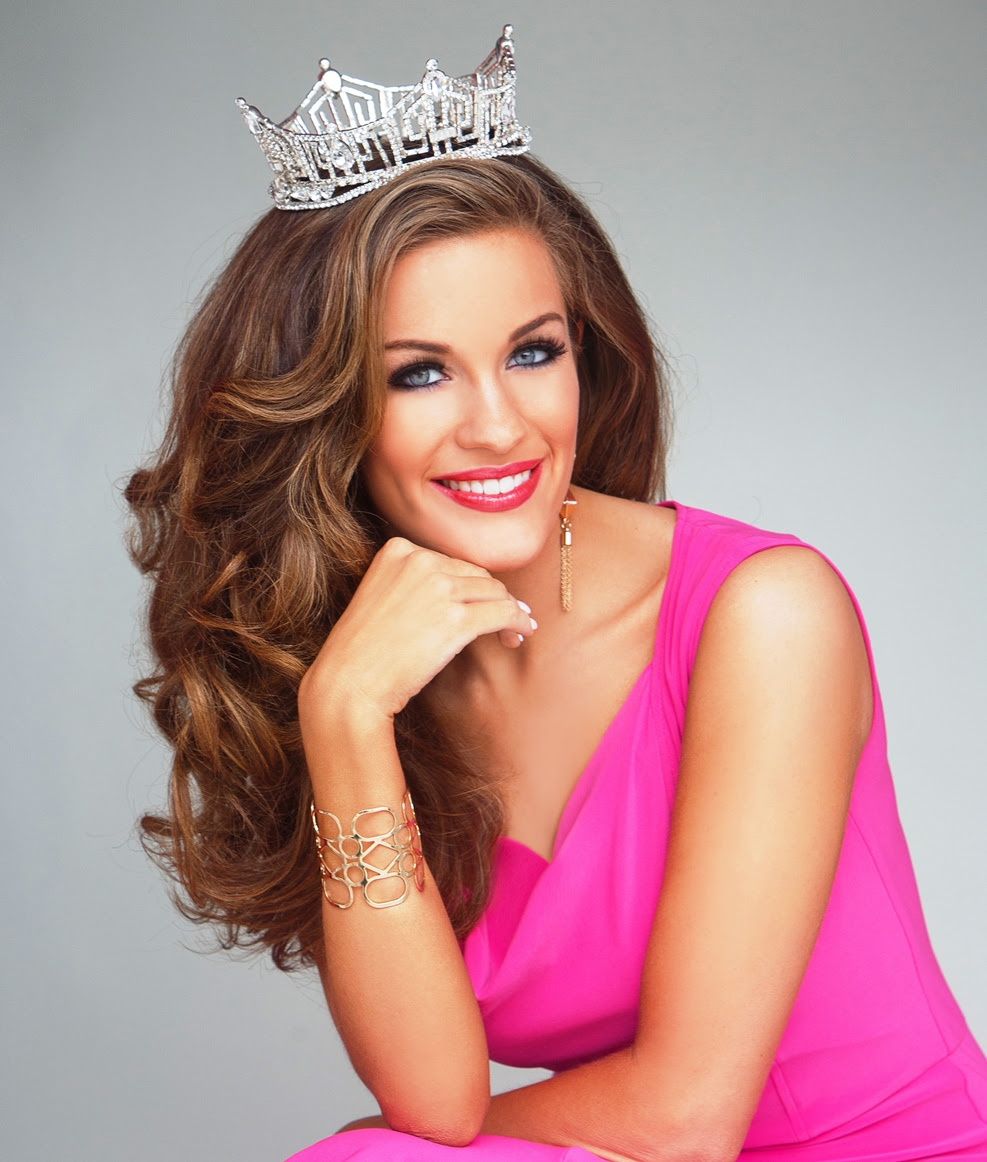 Georgia's own Miss America 2016 Betty Cantrell slated to ...
