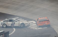 Keselowski looks for a better run this time around at Bristol. Photo: Tucker White