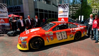 Dale Earnhardt Chevrolet Collision Paint And Body