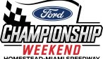 ford championship weekend