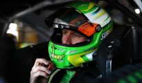 Carl Edwards headed the field in second practice. Photo: Rey Del Rio/Getty Images