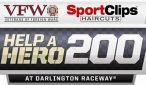 Help a Hero 200 NXS Darlington 2016 logo