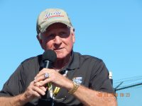 Cale Yarborough at Darlington Raceway Photo Credit: Tucker White