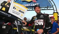 Photo Credit: Sarah Crabill/NASCAR via Getty Images