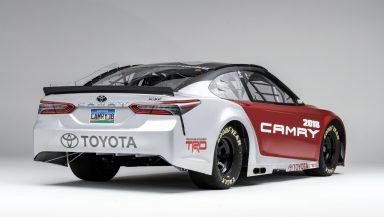 Toyota Unveils 2018 Nascar Camry At North American International Auto Show Sdwaymedia
