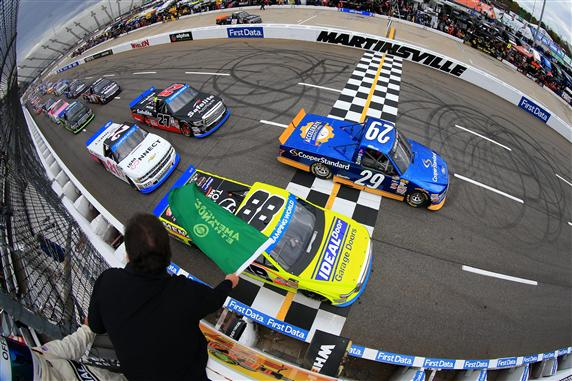 NASCAR Camping World Truck Series Preview-Martinsville II