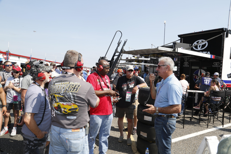 Talladega Superspeedway's VIP Experiences Taken to the Next Level for Doubleheader NASCAR Playoffs Weekend, Oct. 11-13 – SpeedwayMedia.com