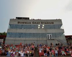 Bowman Gray Stadium Celebrates 1,000th NASCAR Race