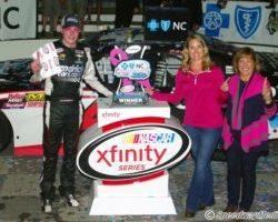 Alex Bowman wins NXS race at Charlotte by Ted Seminara