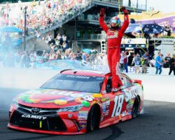 NASCAR Sprint Cup Series Crown Royal Presents the Combat Wounded Coalition 400