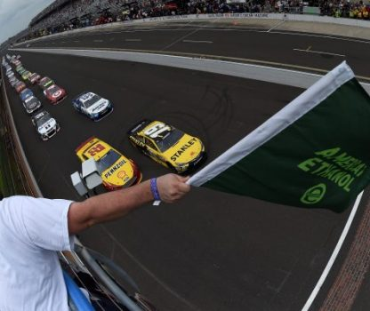 NASCAR Sprint Cup Series Crown Royal Presents the Jeff Kyle 400 at the Brickyard