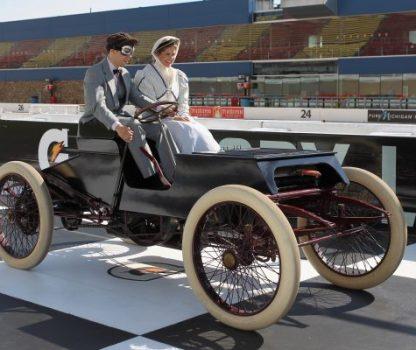 NASCAR Sprint Cup Series Pure Michigan 400 - Practice
