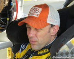 Matt Kenseth at Texas 4-9-17 by Don Dunn