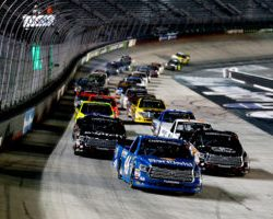 NASCAR Camping World Truck Series  UNOH 200