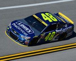 NASCAR Sprint Cup Series Hellmann's 500 Practice