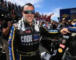Tony Stewart at Sonoma last win of his career sr_nscs_decal_062616