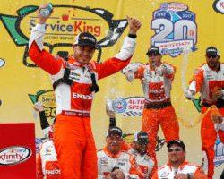 NASCAR XFINITY Series Service King 300 - Race